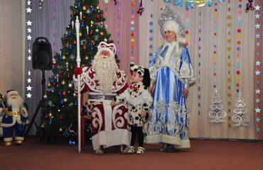 Утренник с Дедом Морозом в детском саду 30