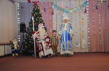 Утренник с Дедом Морозом в детском саду 31