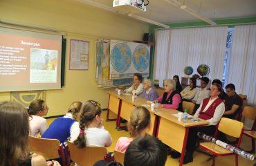 Встреча с ветеранами блокады Ленинграда 13