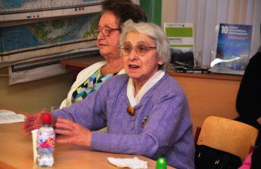 Встреча с ветеранами блокады Ленинграда 14