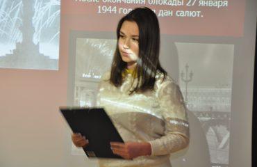 Встреча с ветеранами блокады Ленинграда 7