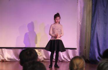 29 и 30 января 2018 года состоялся школьный этап Московского Открытого конкурса чтецов 19