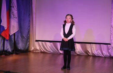 29 и 30 января 2018 года состоялся школьный этап Московского Открытого конкурса чтецов 8