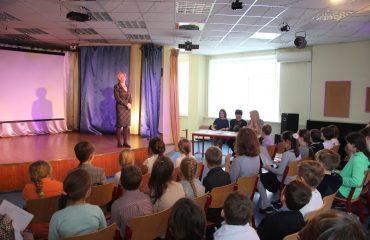 29 и 30 января 2018 года состоялся школьный этап Московского Открытого конкурса чтецов 21