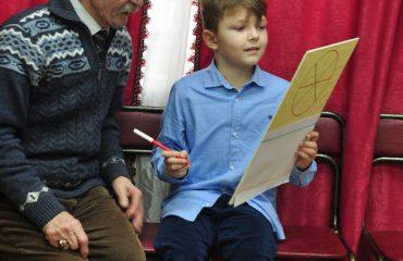 -Ура! Мы закончили «Азбуку»!- это радостное восклицание раздалось в первом классе школы «Премьер» 10