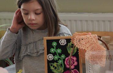 17 марта в школе «Премьер» прошла благотворительная пасхальная ярмарка 14