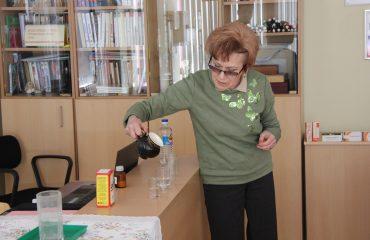 17 марта в школе «Премьер» прошла благотворительная пасхальная ярмарка 24
