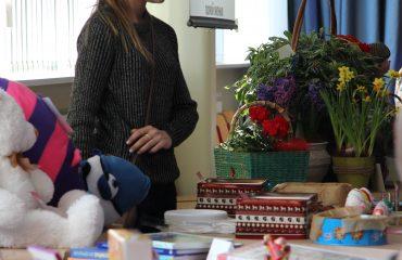 17 марта в школе «Премьер» прошла благотворительная пасхальная ярмарка 29