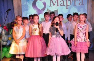 6 марта в школе «Премьер» прошёл праздник  под названием «Мамины мечты», посвящённый 8 Марта 10