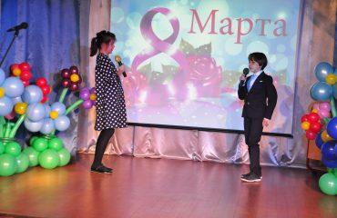 6 марта в школе «Премьер» прошёл праздник  под названием «Мамины мечты», посвящённый 8 Марта 15
