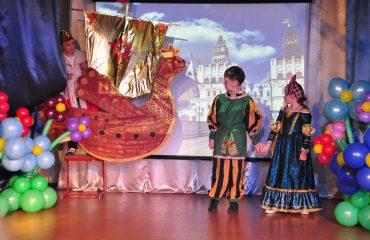 6 марта в школе «Премьер» прошёл праздник  под названием «Мамины мечты», посвящённый 8 Марта 28