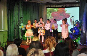6 марта в школе «Премьер» прошёл праздник  под названием «Мамины мечты», посвящённый 8 Марта 5