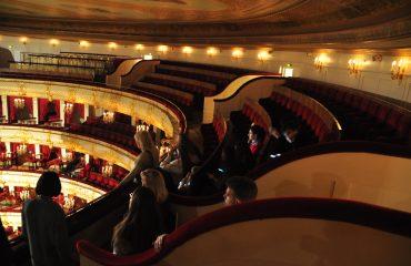 Что значит сходить в театр
