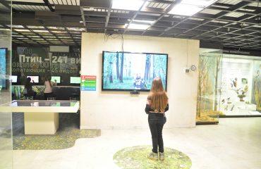 В феврале обучающиеся 5-6 классов посетили   с экскурсией Дарвиновский Музей 1