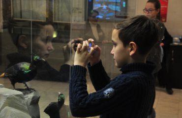 В феврале обучающиеся 5-6 классов посетили   с экскурсией Дарвиновский Музей 4