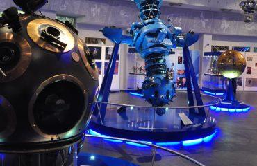 В преддверии  Дня  Космонавтики обучающиеся всех классов школы «Премьер» побывали на интересной и познавательной экскурсии в московском Планетарии 15