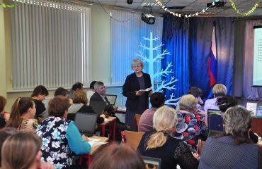 Доброй традицией  нашей школы стали  весенние встречи с коллегами-педагогами из Сасовского района Рязанской области 9