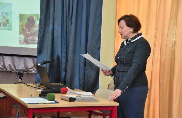 Доброй традицией  нашей школы стали  весенние встречи с коллегами-педагогами из Сасовского района Рязанской области 11