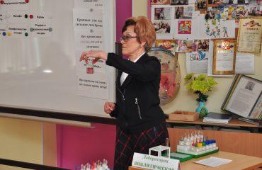 Доброй традицией  нашей школы стали  весенние встречи с коллегами-педагогами из Сасовского района Рязанской области 1