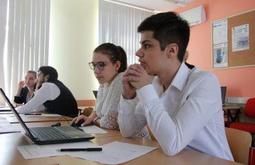 Доброй традицией  нашей школы стали  весенние встречи с коллегами-педагогами из Сасовского района Рязанской области 20
