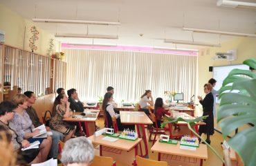 Доброй традицией  нашей школы стали  весенние встречи с коллегами-педагогами из Сасовского района Рязанской области 29