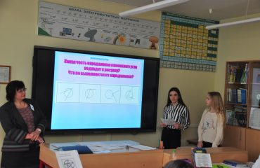 Доброй традицией  нашей школы стали  весенние встречи с коллегами-педагогами из Сасовского района Рязанской области 30