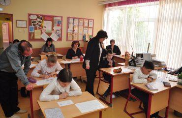 Доброй традицией  нашей школы стали  весенние встречи с коллегами-педагогами из Сасовского района Рязанской области 31