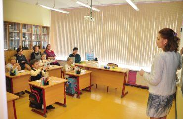 Доброй традицией  нашей школы стали  весенние встречи с коллегами-педагогами из Сасовского района Рязанской области 33