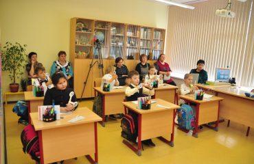 Доброй традицией  нашей школы стали  весенние встречи с коллегами-педагогами из Сасовского района Рязанской области