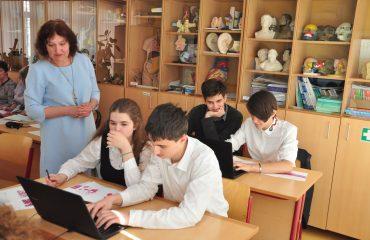 Доброй традицией  нашей школы стали  весенние встречи с коллегами-педагогами из Сасовского района Рязанской области 3
