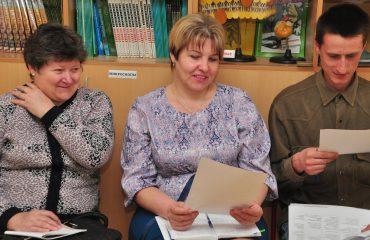 Доброй традицией  нашей школы стали  весенние встречи с коллегами-педагогами из Сасовского района Рязанской области 5
