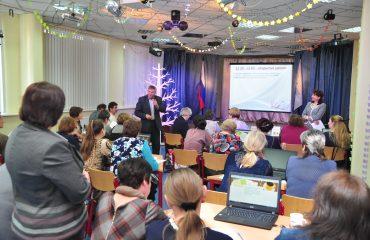 Доброй традицией  нашей школы стали  весенние встречи с коллегами-педагогами из Сасовского района Рязанской области 7