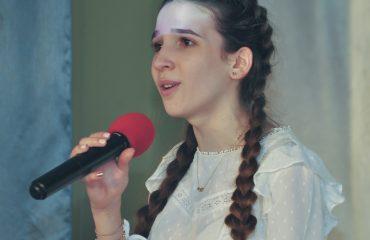 Дебютное выступление  ученицы 8 класса  нашей школы Йешильсев Айлин на VII Всероссийском конкурсе-фестивале «Жемчуга России»