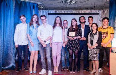 Традиционная церемония «Триумф» по итогам 2017-2018 учебного года состоялась в школе «Премьер» 15 мая 59