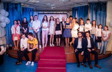 Традиционная церемония «Триумф» по итогам 2017-2018 учебного года состоялась в школе «Премьер» 15 мая 60