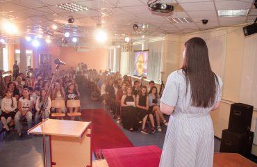 Традиционная церемония «Триумф» по итогам 2017-2018 учебного года состоялась в школе «Премьер» 15 мая 73