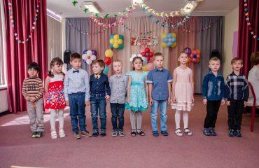 Выпускной в детском саду школы
