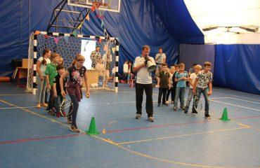 22 сентября в школе «Премьер»  состоялось торжественное открытие Клубного дня 15