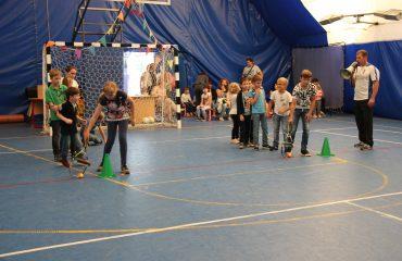 22 сентября в школе «Премьер»  состоялось торжественное открытие Клубного дня 18
