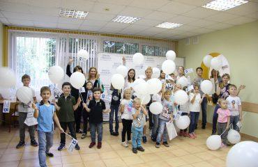 22 сентября в школе «Премьер»  состоялось торжественное открытие Клубного дня 24