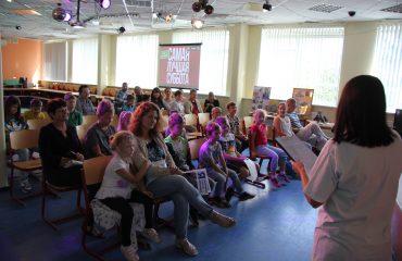 22 сентября в школе «Премьер»  состоялось торжественное открытие Клубного дня