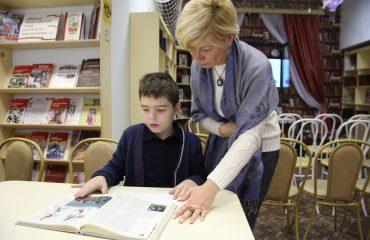 26 и 27 сентября в школе «Премьер» прошли библиотечные занятия для 2 и 3 классов 13