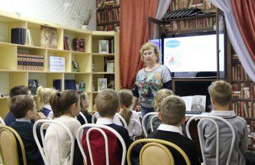 26 и 27 сентября в школе «Премьер» прошли библиотечные занятия для 2 и 3 классов 3