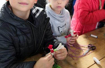 26 октября обучающиеся начальной школы «Премьер» посетили тематические площадки  фестиваля «Золотая осень» 12