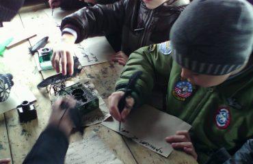26 октября обучающиеся начальной школы «Премьер» посетили тематические площадки  фестиваля «Золотая осень» 3