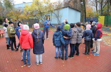 В школе «Премьер» с 22 по 26 октября была проведена профилактическая неделя по снижению детского дорожно-транспортного травматизма 1