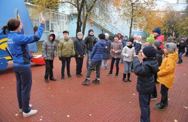 В школе «Премьер» с 22 по 26 октября была проведена профилактическая неделя по снижению детского дорожно-транспортного травматизма