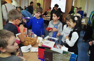 13 декабря в школе «Премьер» состоялась Рождественская благотворительная ярмарка 25