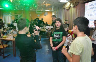 13 декабря в школе «Премьер» состоялась Рождественская благотворительная ярмарка 5