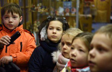 5 декабря обучающиеся 1-3 классов школы «Премьер» посетили Кремль в Измайлово 10